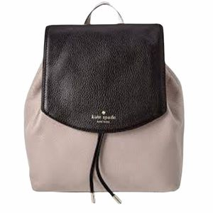 Kate Spade Mulberry St Breezy Leather Backpack